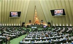 پخش فیلم اظهارات خاتمی در مجلس