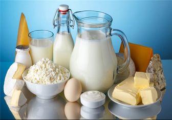 مصرف سرانه شیر در کشور کم است