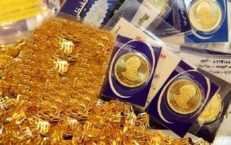 نرخ سکه و طلا در ۲۲ دی