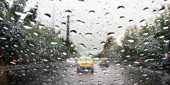 تقویت سامانه بارشی در اکثر مناطق کشور