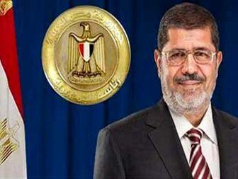 القاهرة تنفی ان یکون مرسی بعثرسالة الى بیریز بشان عملیة السلام
