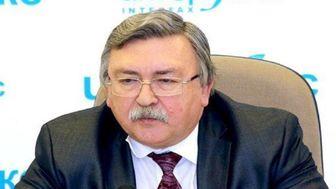 اولیانوف: پیشرفتهایی در مذاکرات برجام حاصل شد