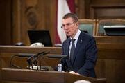 ادعای وزیر خارجه لتونی درباره نفتکش انگلیسی