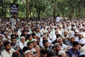 مسلمانان روهینگیا شهروند ما نیستند!