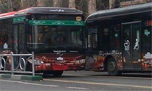 اتوبوسهای برقی در راه تهران