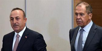 تأکید مسکو و آنکارا بر مذاکره بین طرفین درگیر لیبی