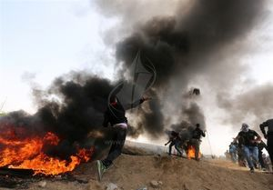 حماس: راهپیمایی بازگشت ادامه می یابد