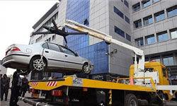 توقیف ۷۳ خودرو با جریمه میلیونی