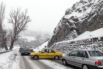 14 استان کشور در انتظار کولاک، برف و باران