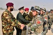 اجرای رزمایش مشترک بین چین و پاکستان