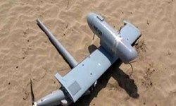 انهدام پهپاد جاسوسی عربستان