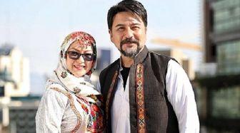 «نوروزترین نوروز» با حضور امیرحسین صدیق و همسرش+ عکس