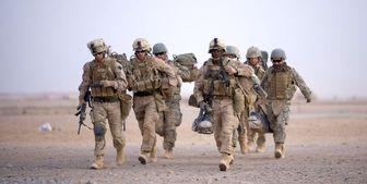 شمار نیروهای آمریکایی در آسیا