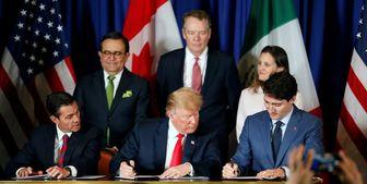 توافق نفتای جدید بین آمریکا، کانادا و مکزیک در حاشیه اجلاس G20