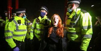 کر استارمر رفتار پلیس انگلیس با معترضان را محکوم کرد