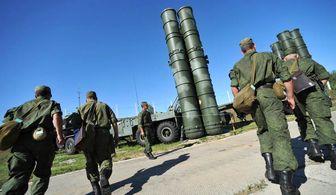 رونمایی روسها از اس400 های جدید
