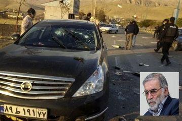 پشت پرده ترور محسن فخری زاده/ اسرائیل دانشمند هسته ای ایران را به شهادت رساند؟