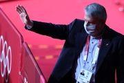 اعتراض صالحی امیری به وزیر ورزش ژاپن