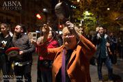 تظاهرات ضد دولتی در رومانی به خشونت کشیده شد