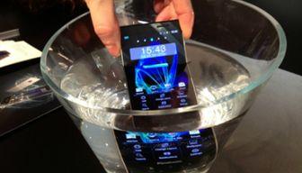 قیمت موبایل های ضد آب(جدول)