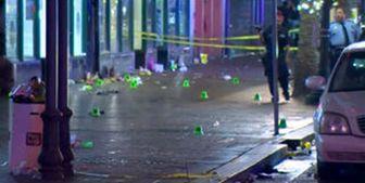 ۱۰ نفر زخمی در تیراندازی در «نیو اورلئان»
