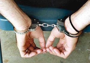 دستگیری سارق اماکن خصوصی