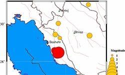 زلزله امارات، عربستان و بحرین را هم لرزاند