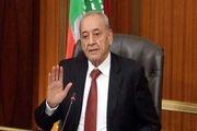 واکنش نبیه بری به اعتراضات لبنان