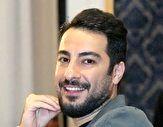 عینک عجیب و غریب «نوید محمدزاده»/ عکس