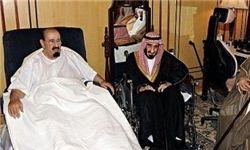 شاهزادگان سعودی در انتظار مرگ شاه