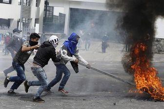تاکید احزاب سیاسی ونزوئلا و آرژانتین بر توقف خشونتهای اکوادور
