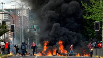 تمدید وضعیت فوق العاده در کشور شیلی