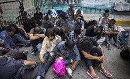 ١٠ هزار ولگرد، رهاشده، بیمار و… در سطح تهران
