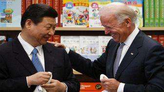 بایدن نگران اقدامات چین در شرق آسیا