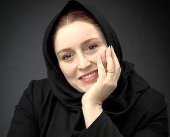 کادوی تولد ویژهی خانم بازیگر /عکس