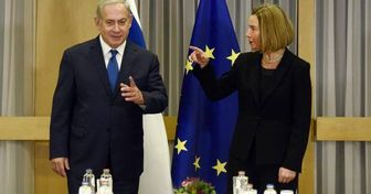یاوهگوییهای نتانیاهو علیه ایران در دیدار با موگرینی