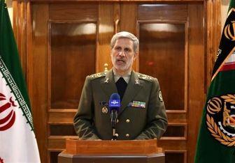 واکنش وزیر دفاع به اتهامزنی جدید آمریکا به ایران درباره یمن