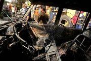 شهادت 10 نیروی امنیتی در پی انفجار تروریستی در بغداد