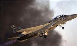 رژیم صهیونیستی مرکز غزه را هدف قرار داد