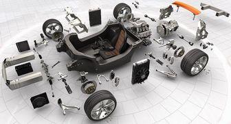 قطعات خودرو در صدر فهرست کالاهای وارداتی