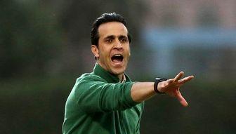 کریمی با چهارمین پیراهن قرمز مقابل استقلال