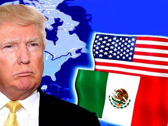 هشدار فرماندار نیومکزیکو درباره اعمال تعرفههای ترامپ