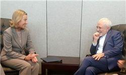 ظریف و موگرینی در نیویورک دیدار و گفتگو کردند