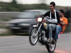دور دور شبانه موتورسیکلت 5 کشته و زخمی بر جا گذاشت