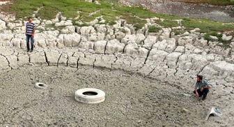 خشک شدن 30 دهنه چشمه در مناطق عشایری گچساران