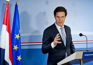 گاف کرونایی نخستوزیر هلند