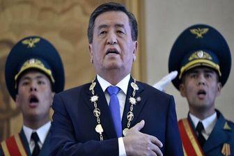 رئیس جمهور قرقیزستان از سمت خود استعفا کرد