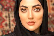 استایل زیبای هلیا امامی در روابط عمومی صدا و سیما /عکس