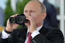 فرمان غافلگیر کننده پوتین در هواپیما