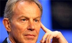 تونی بلر: بحران سوریه از طریق مذاکره حل میشود